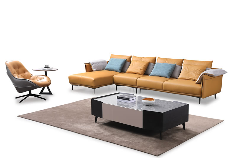 金百利—想好选哪款真皮沙发了吗?